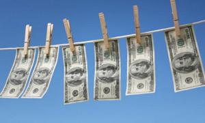 المصرف المركزي: 279 عملية غسل أموال في سورية خلال 2014
