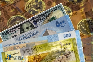 أسعار العملات  الأجنبية والعربية مقابل الليرة السورية..الدولار يشهد إنخفاضاً مع استقرار الذهب