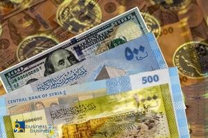 أسعار العملات والدولار واليورو مقابل الليرة السورية ليوم  الثلاثاء 9-8-2016