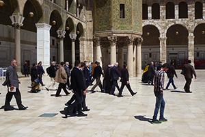 أكثر من 125 ألف سائح ديني زار سوريا منذ بداية العام 2018