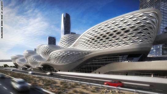 بالصور: مترو الرياض الأسرع عالمياً في 2018