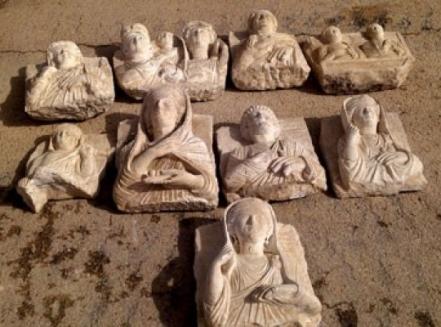 سورية تتمكن من استعادة ٦٥٠٠ قطعة أثرية مسروقة