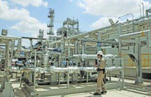بطاقة إنتاجية مليوني متر مكعب من الغاز..توقف معمل غاز إيبلا بريف حمص