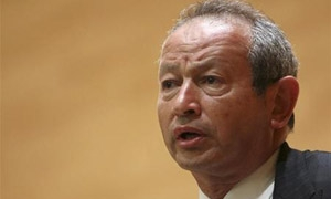 نجيب ساويرس سيستثمر بليون دولار في مصر