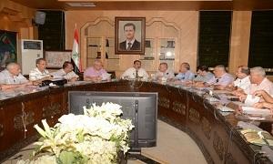محافظ حلب: 10 معامل في الشيخ نجار باشرت الإنتاج