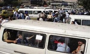 تموين دمشق تُعد دراسة لتحديد تعرفة جديدة لوسائط النقل