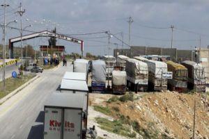 الأردن يهدد بمعاملة سورية بالمثل حال رفع الترانزيت عبر نصيب