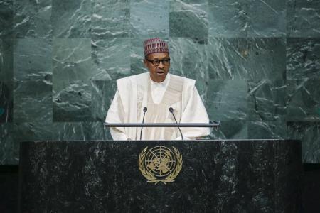 رئيس نيجيريا يتولى منصب وزير النفط في مجلس الوزراء الجديد