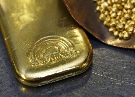 الذهب يواصل مكاسبه مع تزايد الطلب على الملاذات الآمنة