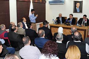 بداية آب القادم.. مولات و مراكز جديدة للصادرات السورية في بغداد و بنغازي
