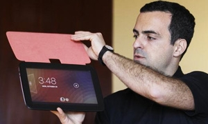 جوجل تكشف النقاب عن الكمبيوتر اللوحي الجديد نكسوس 10