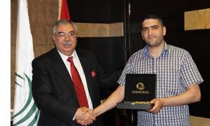 بنك سورية الدولي الإسلامي يعلن الفائز التاسع بجائزة