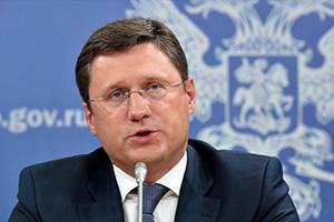 وزير الطاقة الروسي :أوبك ودول من خارجها تدرس زيادة الإنتاج 1.5 مليون برميل في الربع الثالث