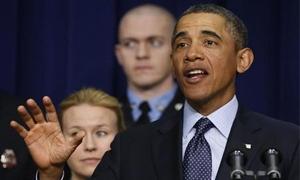 اوباما: عدم زيادة سقف الدين القومي سيجعل امريكا مثل الاب الذي يمتنع عن إعالة اولاده