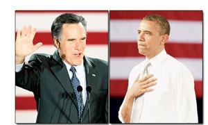 رومني يواصل التركيز على الاقتصاد ويتجاهل هجوم اوباما
