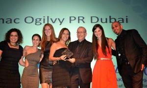 ميماك أوجلفي للعلاقات العامة تحصد ثلاث جوائز من جمعية الشرق الأوسط