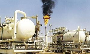 سورية تخطط لإنتاج 38.4 ملايين برميل نفط و6٫4 مليارات م3 غاز طبيعي خلال 2015