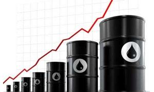 النفط في أعلى مستوى خلال 2014