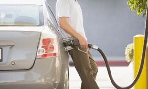 بحجة البطاقة الذكية.. آلاف الليترات من البنزين والمازوت لثلاث محطات فقط!