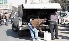 عزيز : 900 ألف لتر مازوت يصل دمشق يوميا ونسبة تنفيذ طلبات المازوت 18 %