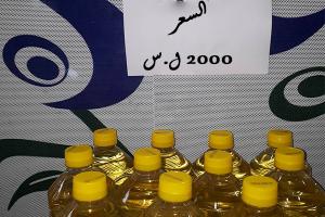 أسعار السلع التموينية في سوريا ترتفع مع التحضيرات لعيد الفطر..ليتر الزيت بـ2000 ليرة!!
