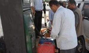 محافظة دمشق تسمح ببيع المازوت بالغالونات