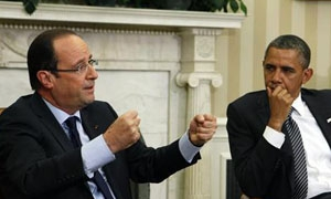 اولوند:يجب القيام بكل ما هو ممكن حتى تبقى اليونان في منطقة اليورو