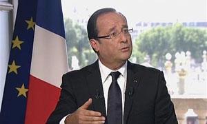 الرئيس الفرنسي: وضع خطة لتحفز المستهلك على شراء السيارات الفرنسية