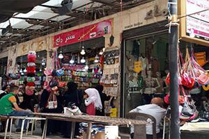 عودة أكثر من 1000 محل تجاري للعمل في حلب القديمة