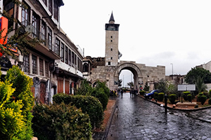 مديرية دمشق القديمة: بعض الأبنية تواجه خطورة الانهيار..و صيغة قانونية لترميم منازل المستأجرين