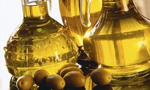 وزارة التموين تصدر شهادات صحية لزيت الزيتون