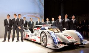 أودي تبدأ حقبة رياضية جديدة مع بطولة العالم لسباقات التحمل FIA WEC