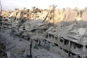 لإعادة إعمار حلب...عقود جديدة بقيمة مليار ليرة