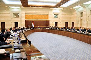 أهم ما جاء في جلسة الحكومة : سداد عجز دعم الخبز التمويني البالغ378 ملياراً و منح محافظة دمشق مليار ليرة
