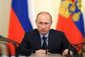 عائدات بوتين بلغت نحو 118 الف يورو عام 2015