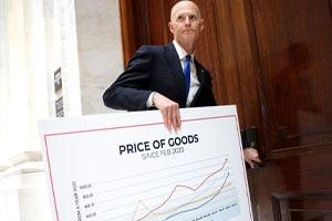بلومبرغ: لهذه الأسباب التضخم مؤقت ولن يستمر طويلاً