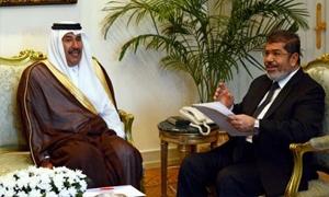 قطر تستثمر 18 مليار دولار في الاقتصاد المصري على مدى 5 سنوات