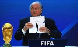 مطالبة دولية بحرمان قطر من استضافة كأس العالم وإعادة التصويت