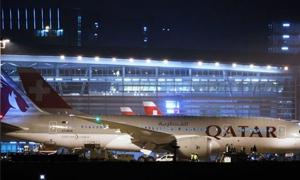 تأجيل افتتاح مطار حمد الدولي