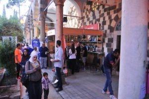 مهرجان العيد وأهلا بالمدارس ينطلق بالتكية السليمانية بدمشق