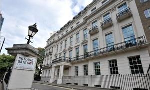 قصر رفيق الحريري في لندن للبيع بسعر 483 مليون دولار.. وأكبر صفقة عقارية في تاريخ بريطانيا