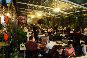تسالي رمضان تزيد قيمة الفاتورة للضعف في مطاعم دمشق..و5آلاف عليك دفعها لتجلس على الطاولة