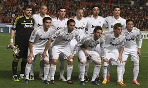 ريال مدريد بصدارة أغلى 50 نادياً رياضياً في العالم لعام 2013