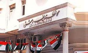 المخطط التنظيمي لمحور دمشق الجنوبي على طاولة اللجنة الإقليمية بريف دمشق