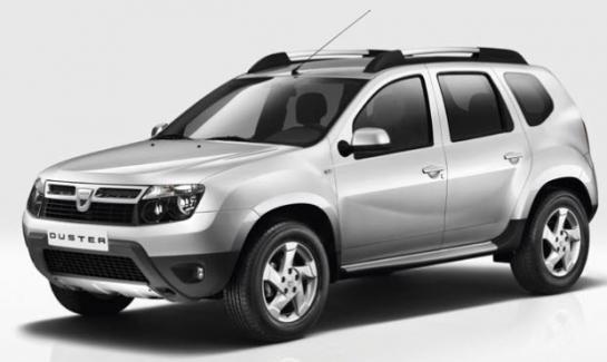 «رينو» تقدم عرضاً مغرياً للسيارة داستر 2015