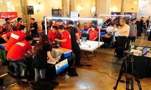 سورية بالمرتبة الرابعة عالمياً والأولى عربياً في أولمبياد الروبوتيك العالمي