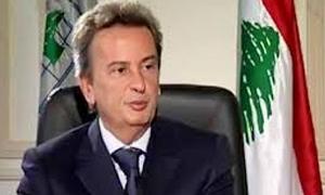 حاكم مصرف لبنان يصف الوضع المالى والمصرفى فى بلاده بأنه