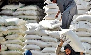 تجار: سوريا تطرح مناقصة لشراء 135 ألف طن من الأرز و 276 ألف طن سكر