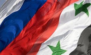 الوفد الاقتصادي السوري يواصل مباحثاته في روسيا ... أهمها تأمين وصول الركاب والبضائع السورية الى اسيا واوروبا وتسريع الاتفاقيات الاقتصادية