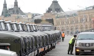 أكثر من 15 مليار دولار صادرات روسيا من الأسلحة العام الماضي